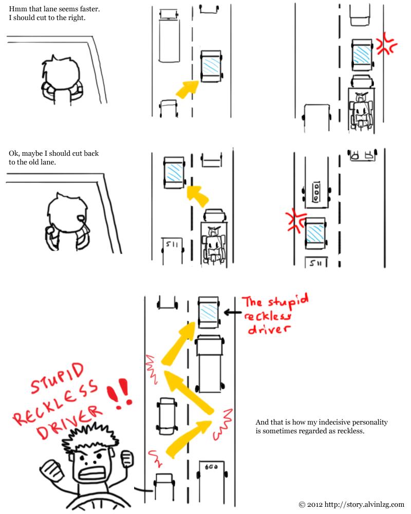 #6: Changing Lanes