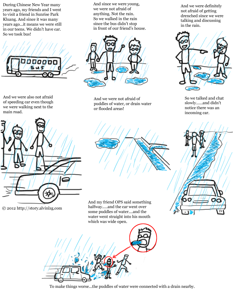 #9: Drain Water