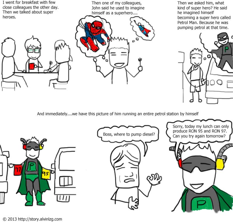 #24: The Superhero Dream