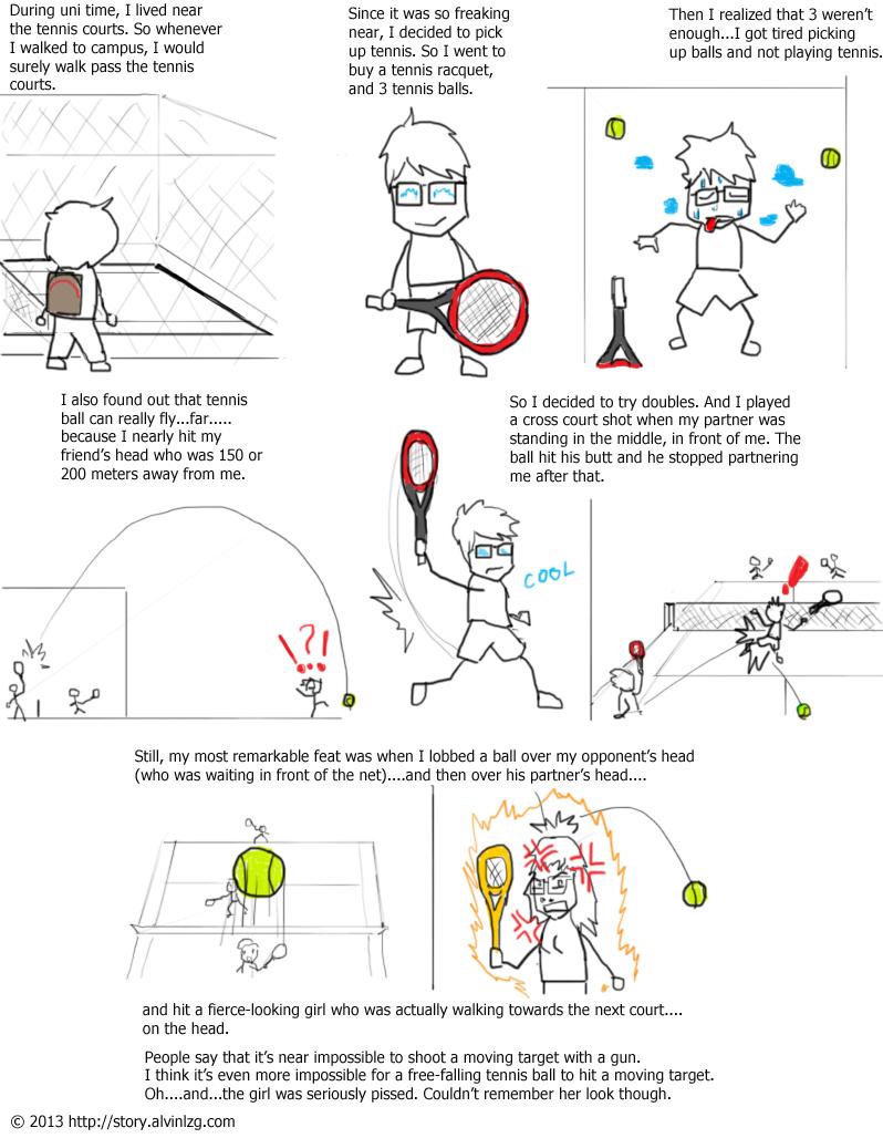 #27: Tennis