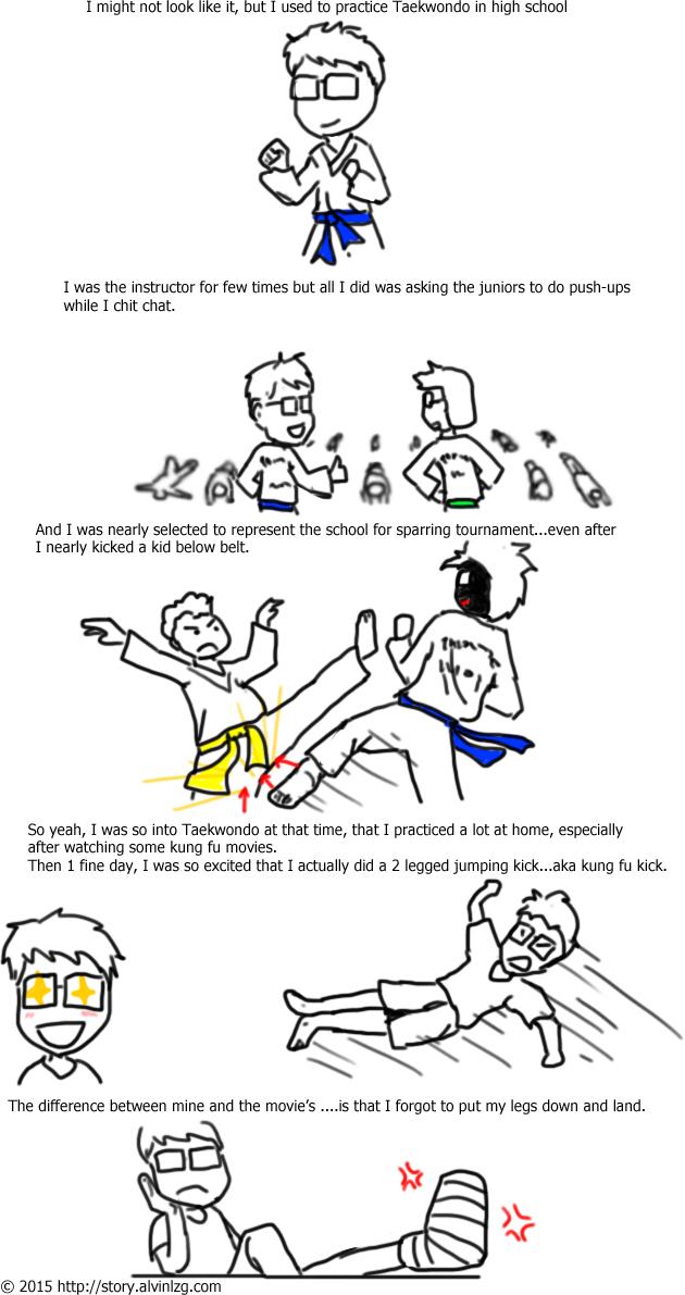 #42: Taekwondo